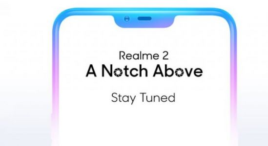 Realme 2 official launch date is on August 28th