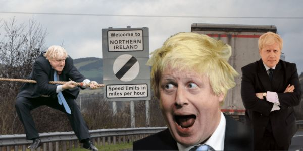 New UK PM Boris Johnson thinks there's a tech solution for the Irish border