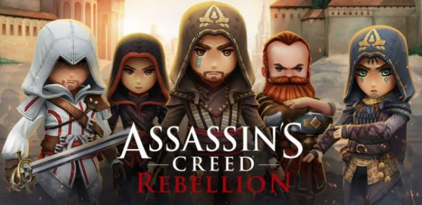 Assassin's Creed Rebellion est disponible sur iOS et Android