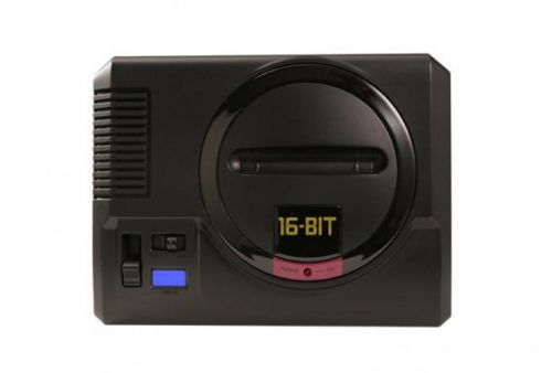 Sega's Mega Drive Mini has been delayed