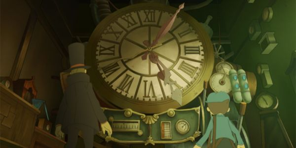 Professor Layton and the Lost Future, the third instalment in the popular series, will release for iOS on 13th July