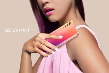 Verizon may carry the LG Velvet upon its US release in July