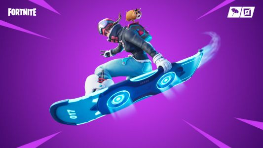 Fortnite Patch Notes : Driftboard And What's New