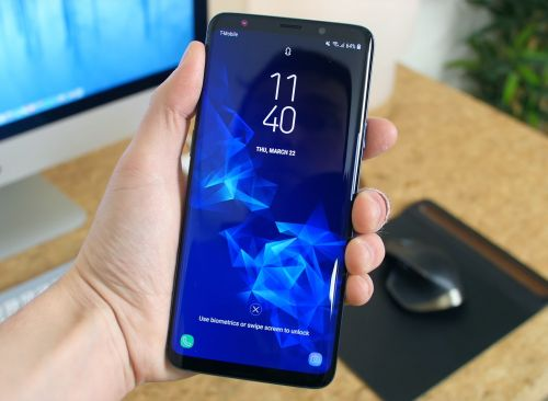 T-Mobile now updating Galaxy S9, S9+, S7, and S7 edge