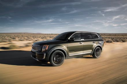 The 8-seat, 3-row 2020 Telluride SUV is the biggest Kia ever