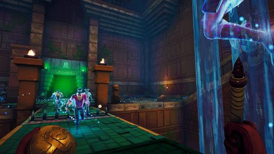 Devolver's Phantom Abyss arrives in early access June 22nd