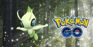 Legendary Pokémon Celebi is coming to Pokémon Go on August 20th