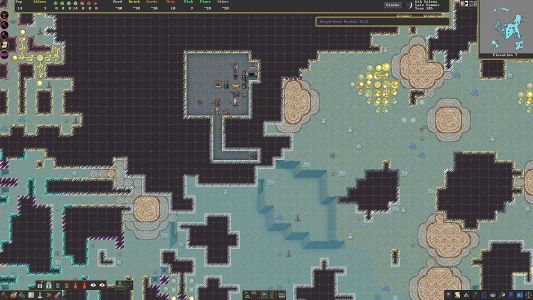 Dwarf Fortress Steam edition video demonstrates convenience of seeing what's happening