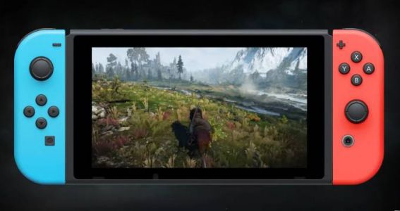 The Witcher 3 releases on Nintendo Switch in October