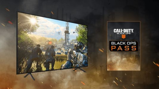 Win a 65-inch 4K TV and Black Ops Pass with Call of Duty: BO4