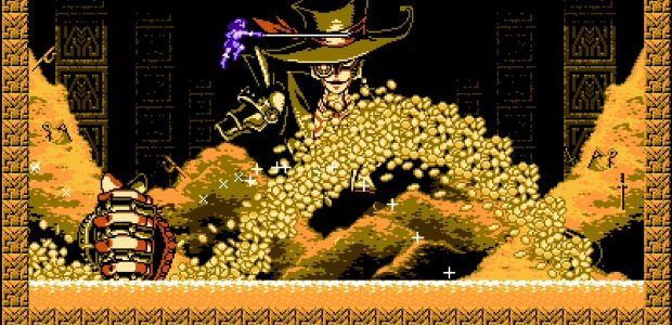 Bloodstained: Curse of the Moon shines on the PC today