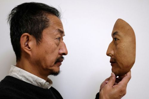 These hyper-realistic masks are being used to train facial recognition tech