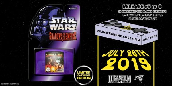 Shadows Of The Empire And The Empire Strikes Back Receiving Their Limited Run Soon
