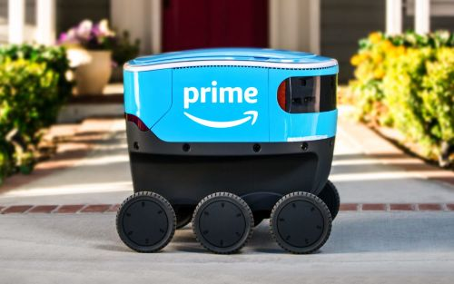 Amazon rolls out self-driving 'Scout' delivery robots