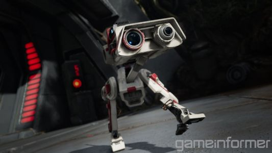 Exclusive In-Depth Profile On Star Wars Jedi: Fallen Order's New Droid, BD-1