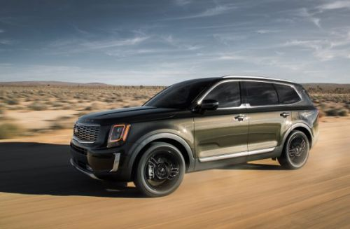 2020 Kia Telluride is a big bold 3-row SUV made for America