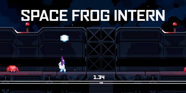 Space Frog Intern's Android version is out now
