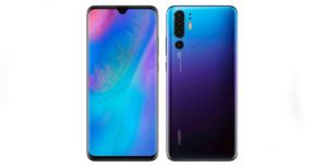 Designer uses leaked cases to create Huawei P30 Pro renders