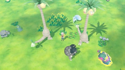 Pokemon: Let's Go Pikachu / Eevee Reveals More Details About Pokemon Go Connectivity